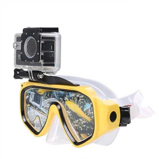 Diving Mask for Gopro Mount