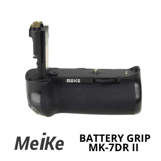 Jual Meike Battery Grip MK-7DR II for EOS 7D Mark II surabaya jakarta