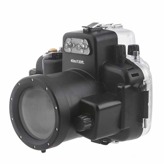 Meikon Underwater Housing For Nikon D7000