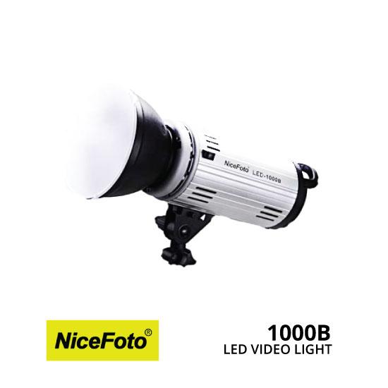 jual NiceFoto Video Light LED-1000B