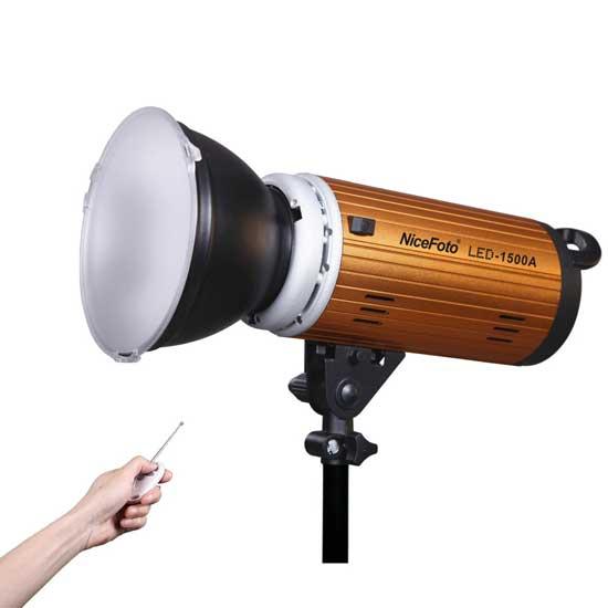 NiceFoto Video Light LED-1500A