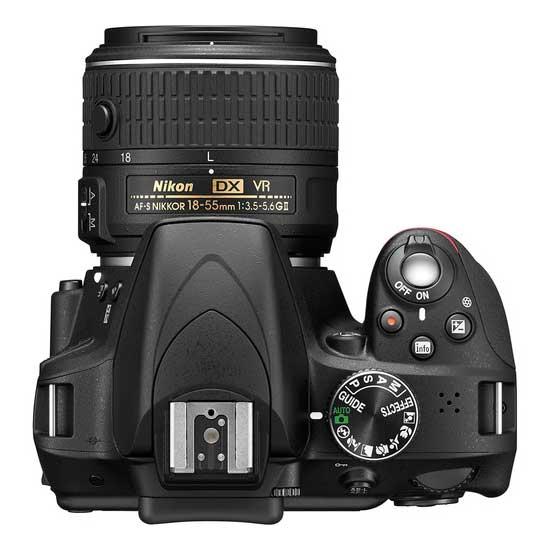 Nikon D3300 Kit with AF-S 18-55mm VR