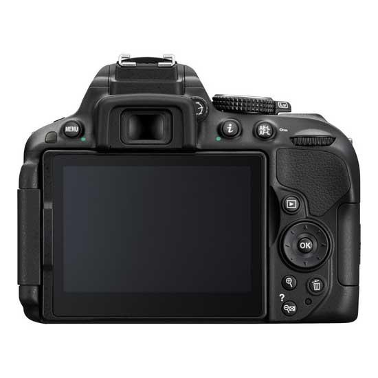 Nikon D5300 Kit with AF-S 18-55mm VR