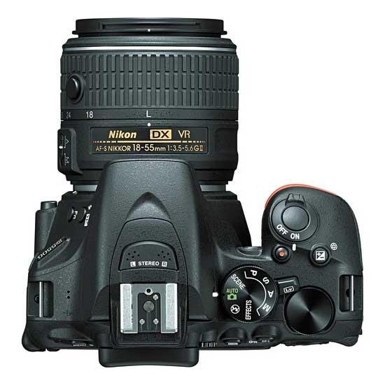 Nikon D5500 Kit AF-S 18-55mm VR II