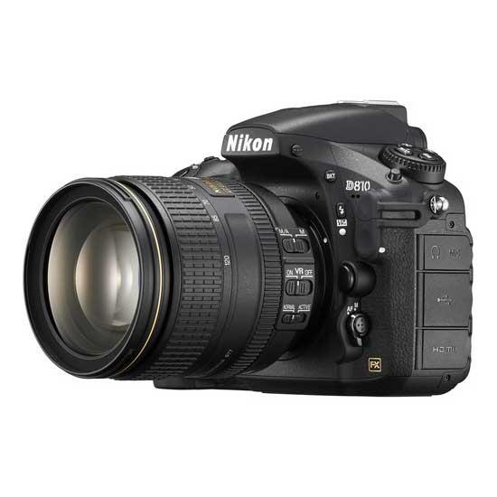 Nikon D810 Kit AF-S VR 24-120mm F4G ED