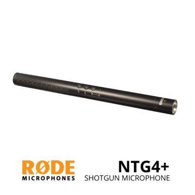 jual RODE MICROPHONE NTG4+
