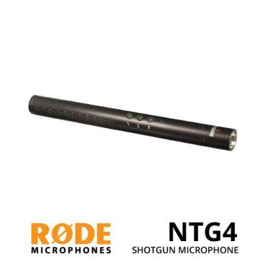 jual RODE Microphone NTG4