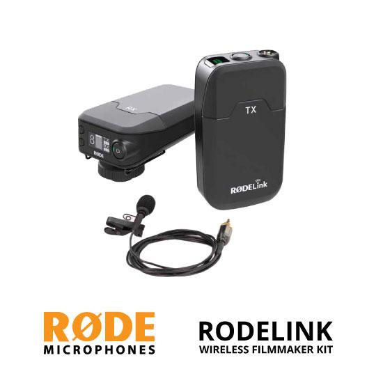 jual Rode RodeLink Wireless Filmmaker Kit