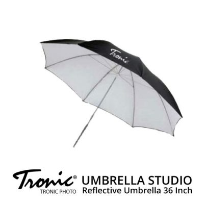 jual Payung Studio - Tronic Umbrella Reflective 36 Inch