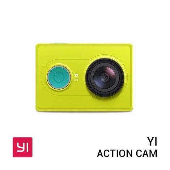 Jual Action Camera Xiaomi Yi Camera Green Harga Murah toko kamera online plazakamera surabaya dan jakarta