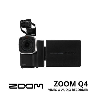 jual ZOOM Q4 Handy Video & Audio Recorder