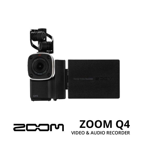 jual ZOOM Q4 Handy Video & Audio Recorder
