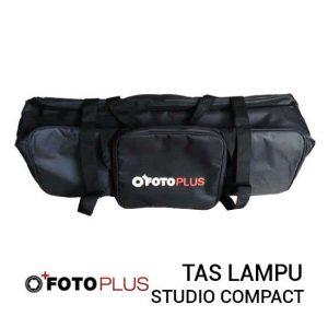 Jual Fotoplus Tas Lampu Studio Compact Harga Murah dan Spesifikasi