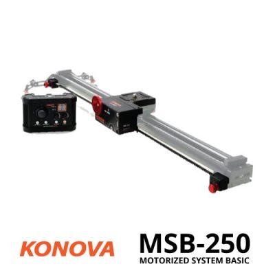 Jual Slider Kamera DSLR Konova Motorized System Basic MSB-250