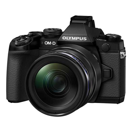 Olympus OM-D E-M1 with 12-40mm f2,8 PRO