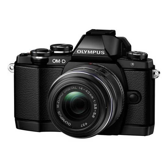 Olympus OM-D E-M10 with 14-42mm II EZ