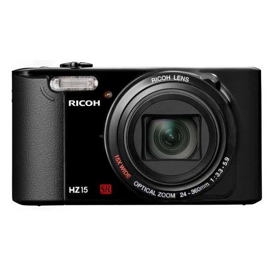 Ricoh HZ15 Digital Camera