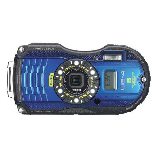 Ricoh WG-4 GPS Digital Camera