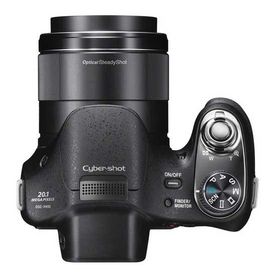 Sony DSC-H400 Digital Camera