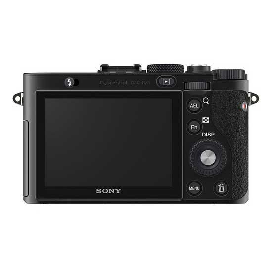 Sony DSC-RX1R Digital Camera