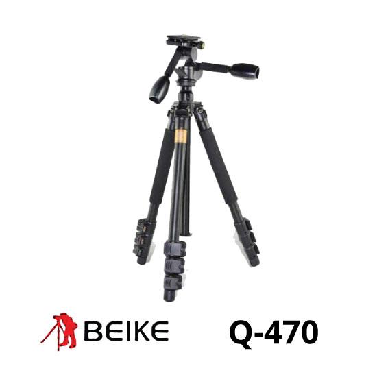jual Beike Q470 Tripod