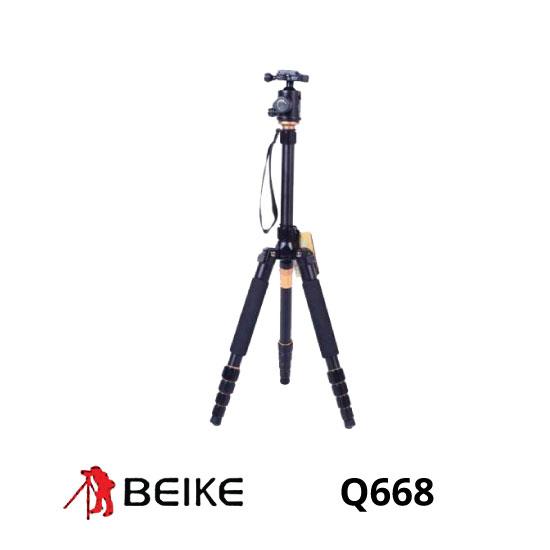 jual Beike Q668 Tripod