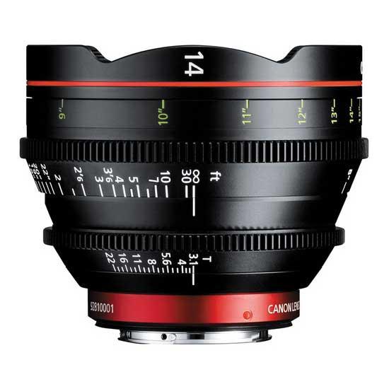 Canon CN-E14mm T3.1 L F