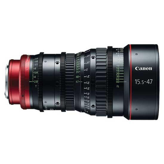 Canon CN-E15.5-47mm T2.8 L S