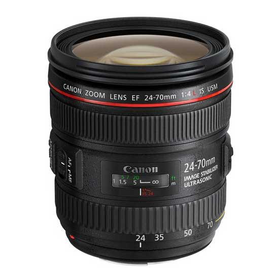 Jual Lensa Canon EF 24-70mm f/4L IS USM Harga Murah Surabaya & Jakarta