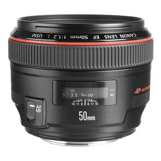 Jual Lensa Canon EF 50mm f/1.2 L USM Harga Murah Surabaya & Jakarta