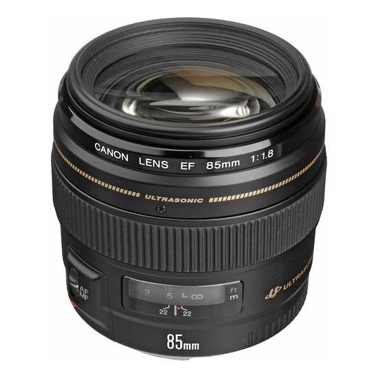 Jual Lensa Canon EF 85mm f/1.8 USM Harga Murah Surabaya & Jakarta