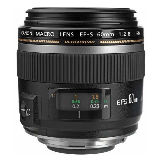 Canon EF-S 60 f/2.8 Macro USM