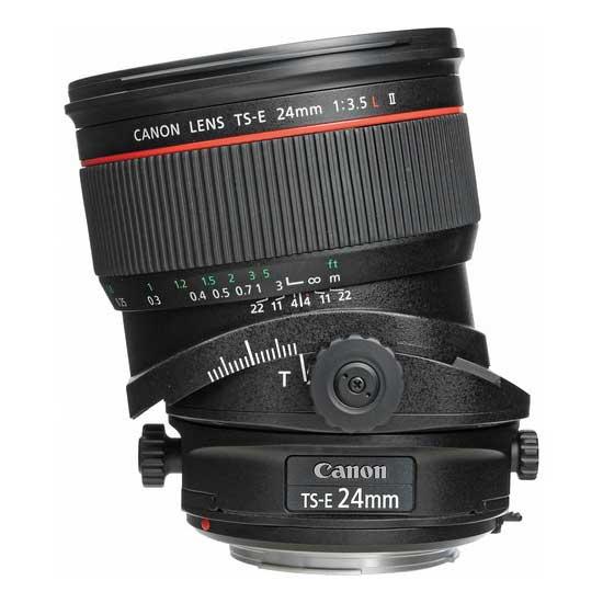 Canon TS-E 24mm f/3.5 L II Tilt-Shift
