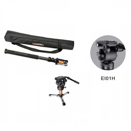 E-Image Monopod MA-80 (MA50+EI01H) Aluminium