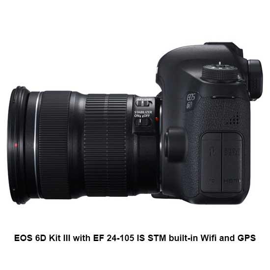 Jual Kamera Canon EOS 6D Kit EF 24-105 IS STM built-in Wifi and GPS Murah. Cek Harga Kamera Canon EOS 6D Kit EF 24-105 IS STM built-in Wifi and GPS disini, Toko Kamera Online Surabaya Jakarta - Plazakamera.com