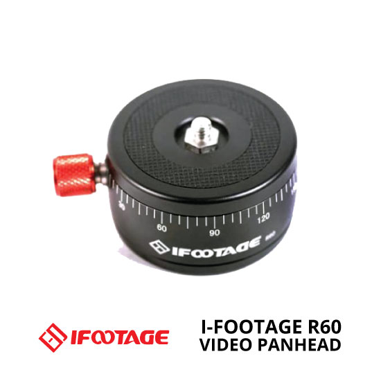 jual IFootage R60 Pan Head