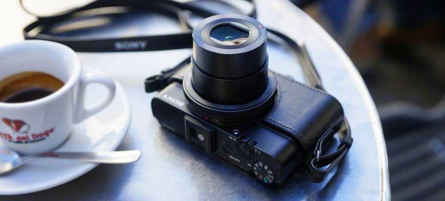 Jual Sony DSC-RX100 II Cyber-shot Digital Camera toko kamera online