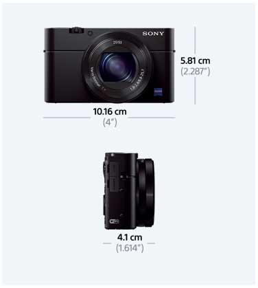Jual Sony DSC-RX100 III Cyber-shot Digital Camera toko kamera online