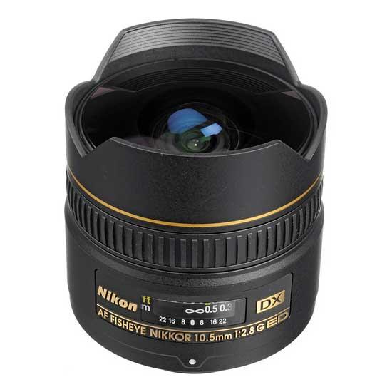 Jual Lensa Nikon AF 10.5mm f/2.8G IF ED DX Fisheye Harga Murah Surabaya & Jakarta