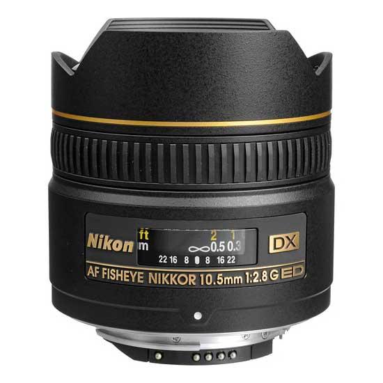 Nikon AF 10.5mm f/2.8G IF ED DX Fisheye