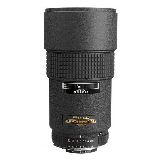 Nikon AF 180mm f2.8D IF-ED NIKKOR Lensa