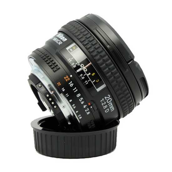 Nikon AF 20mm f/2.8D Lens