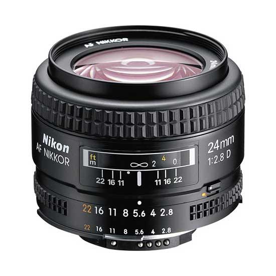 Jual Lensa Nikon AF 24mm f/2.8D Harga Murah Surabaya & Jakarta
