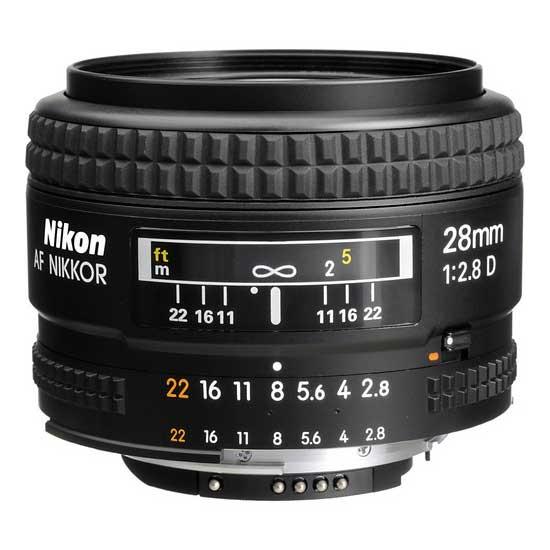 Jual Lensa Nikon AF 28mm f/2,8D Harga Murah Surabaya & Jakarta