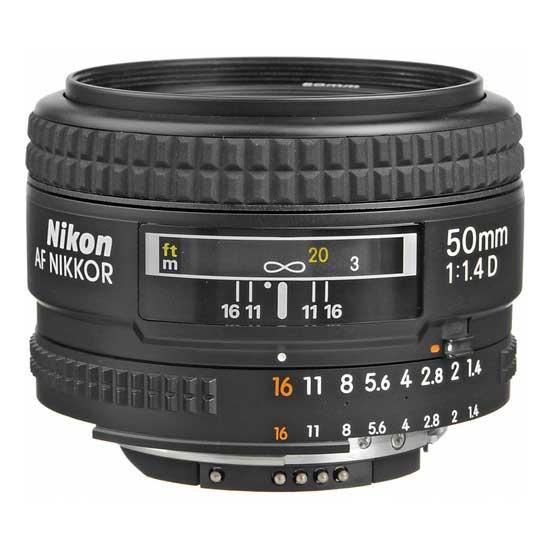 Jual Lensa Nikon AF 50mm f/1.4D Harga Murah Surabaya & Jakarta
