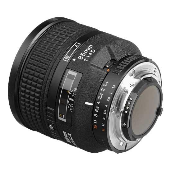 Nikon AF NIKKOR 85mm f/1.4D IF Lensa