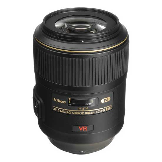 Jual Lensa Nikon AF-S 105mm f/2.8G IF-ED VR Micro-NIKKOR Harga Murah Surabaya & Jakarta