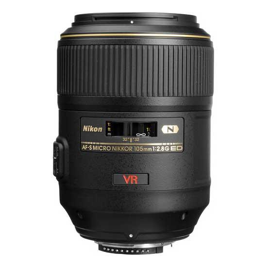 Nikon AF-S 105mm f/2.8G IF-ED VR Micro-NIKKOR Lensa
