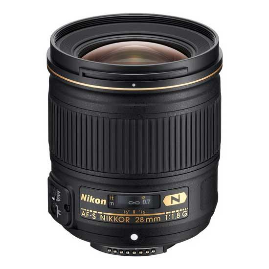 Jual Lensa Nikon AF-S 28mm f/1.8G Harga Murah Surabaya & Jakarta