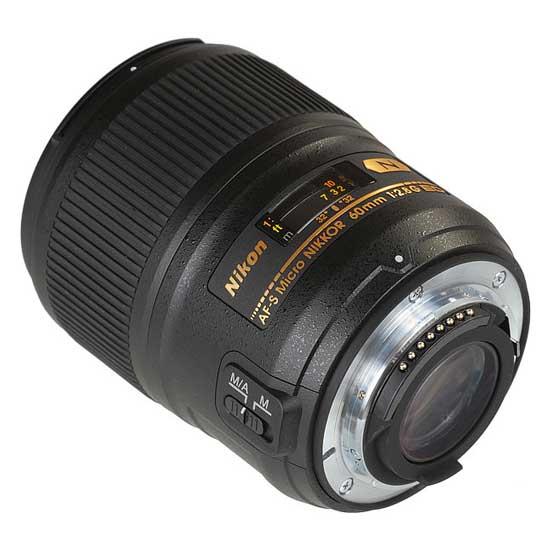 Nikon AF-S 60mm f/2.8G ED Micro Lensa